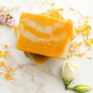 Aide Patchouli All Natural Shea Butter Soap