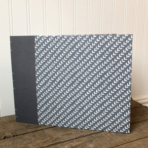Memoir sized guest books fabric cover