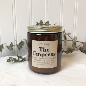 Tarot Candle - The Empress