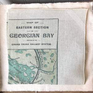 Georgian Bay Tea Towel