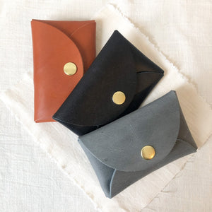 Mini Leather Wallet