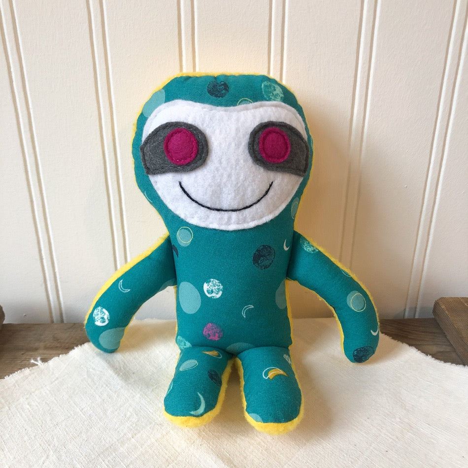 Monster Stuffie