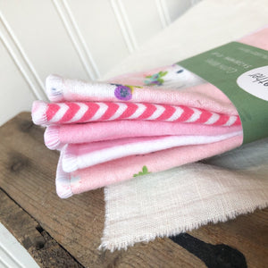 Reusable Cloth Wipes 5 pack