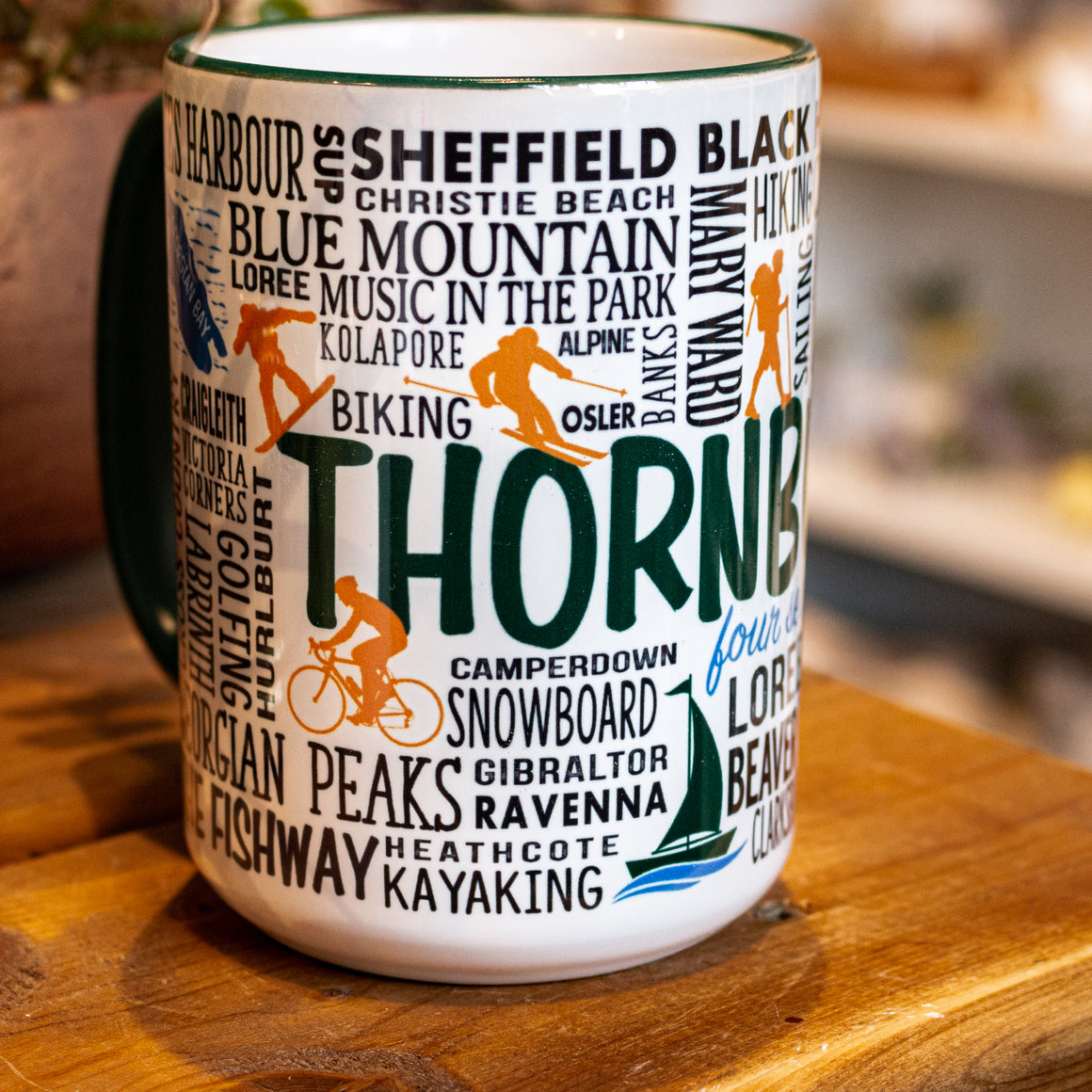 Thornbury Mugs