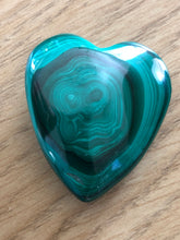 Load image into Gallery viewer, Malachite Heart