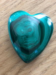 Malachite Heart