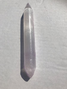 Selenite Double Terminated Points