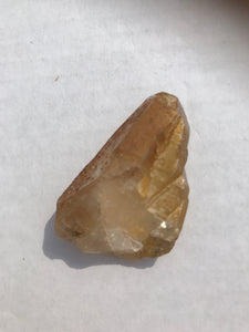 Golden Healer Partly Polished Point 4