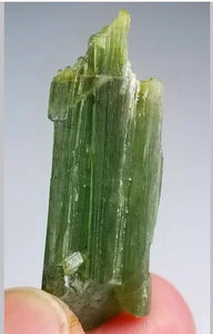 Green Tourmaline - Double Terminated