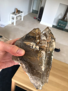 Elestial Quartz Large