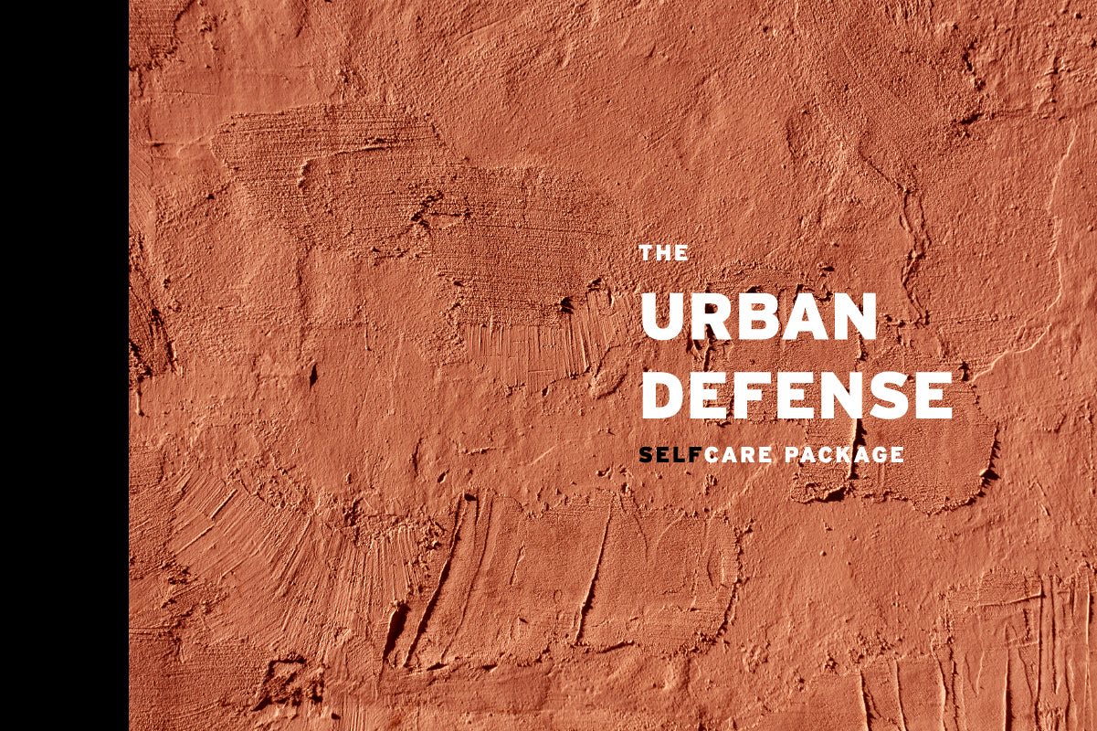 The Urban Defense SelfCare Package