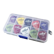 Load image into Gallery viewer, Guitar picks box (40 pcs)