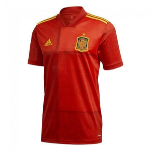 Spain National Team Jersey Home-EURO CUP 2020 Jersey_NS sportifynow
