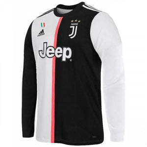 Juventus Football Jersey Home FULL SLEEVE 19 20 Season[Customization Available]