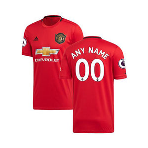 ManU Jersey Home 19 20 Season[Customization Available]