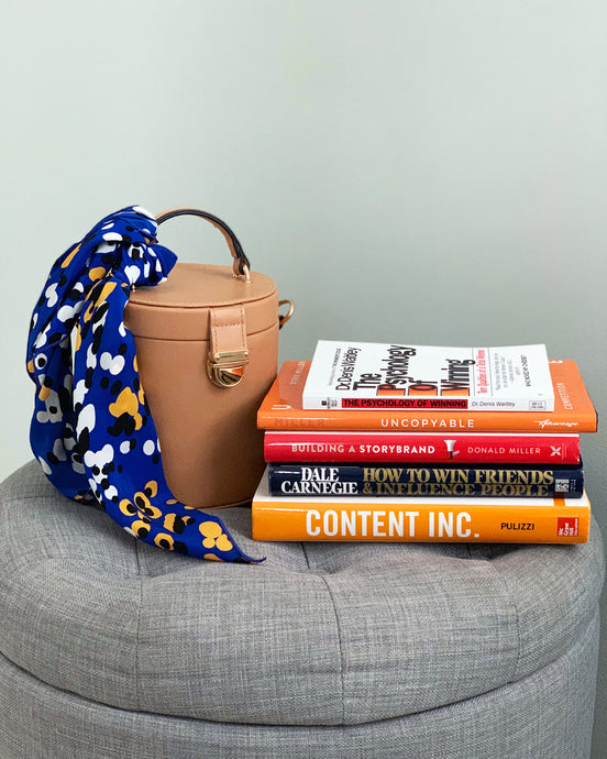 5 Books That Helped Me Launch My Fashion Line