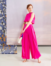 Load image into Gallery viewer, Pink Abigail Ann Palazzo Pants 3