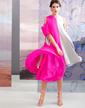 Load image into Gallery viewer, Pink Allison Dress