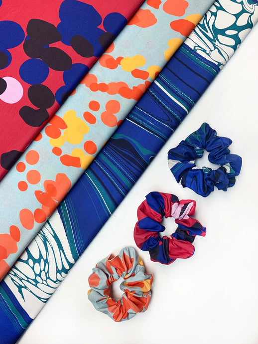Print Scrunchie Bundle