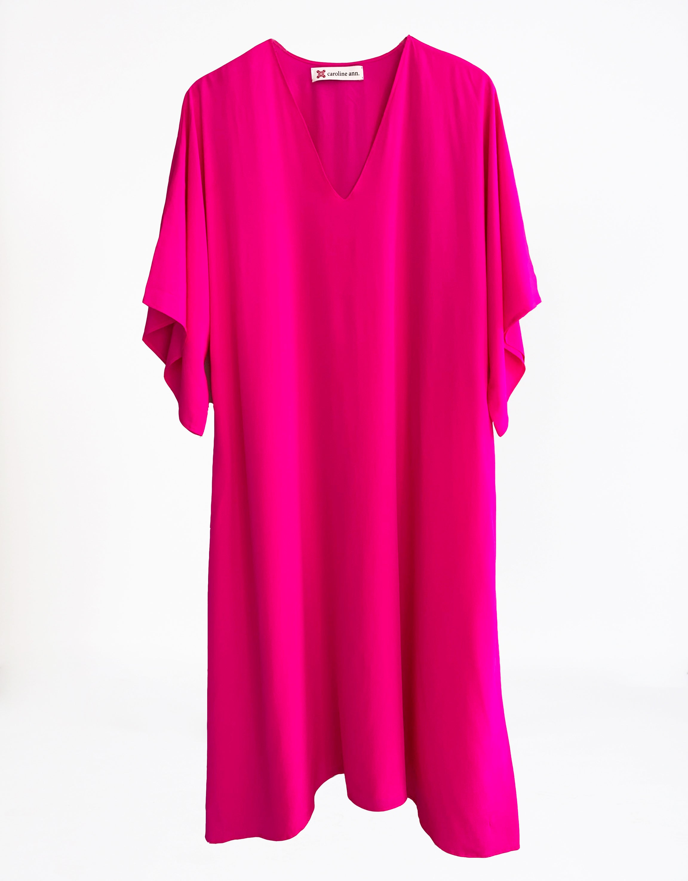 Silk Signature Caftan