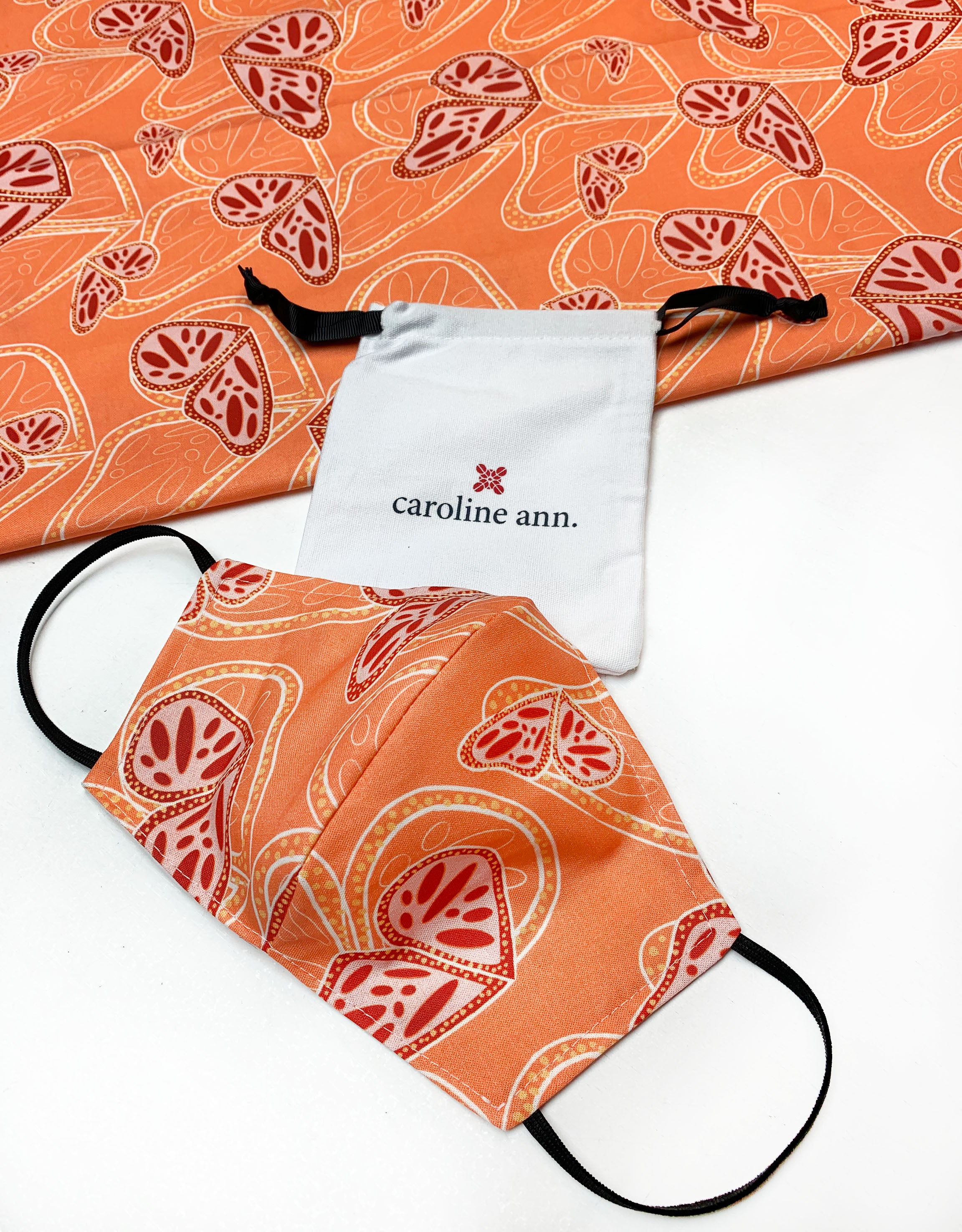 Mariposa Print Mask: Limited Edition!