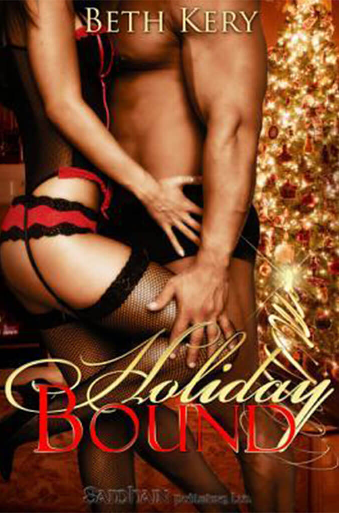 holiday bound by beth kery book cover