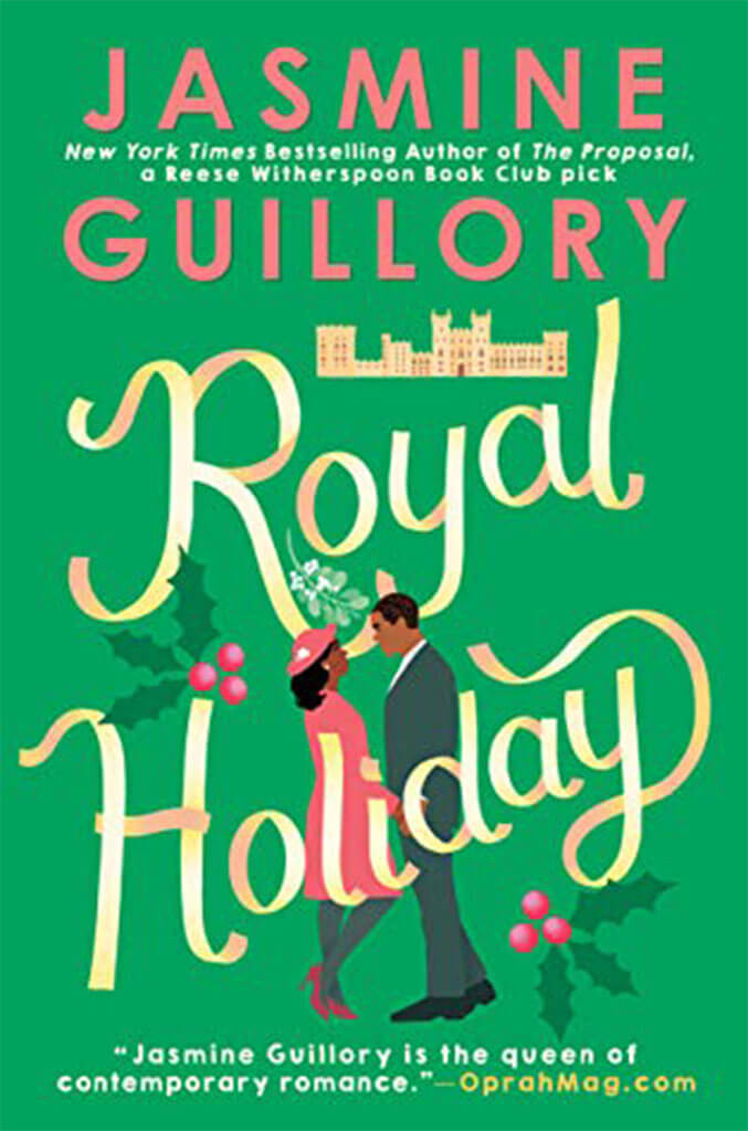 royal holiday by jasmine guillory book cover