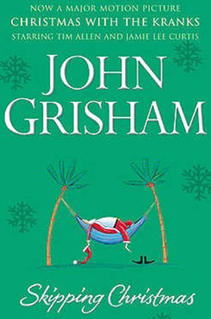 skipping christmas by john grishman book cover