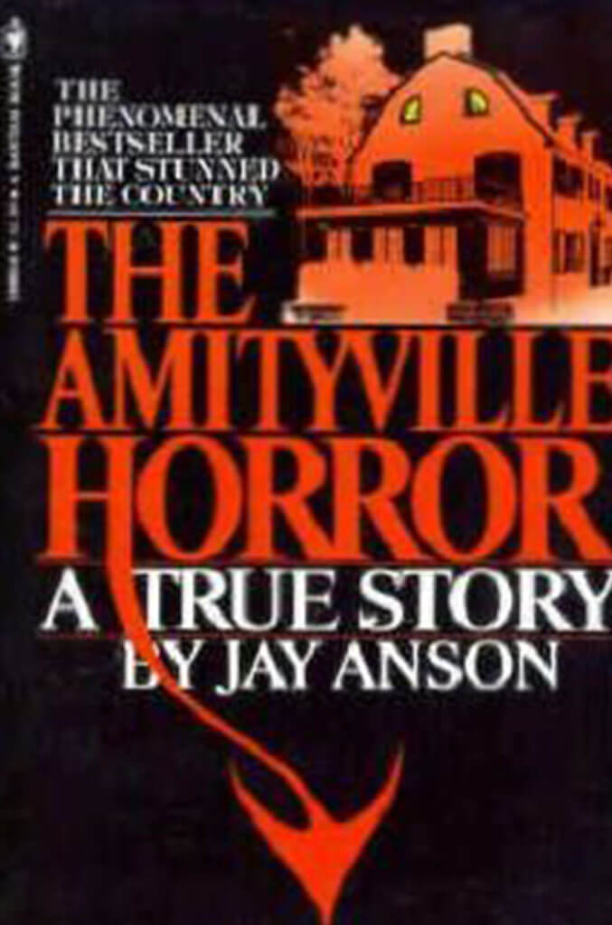 the amityville horror by jay anson book cover