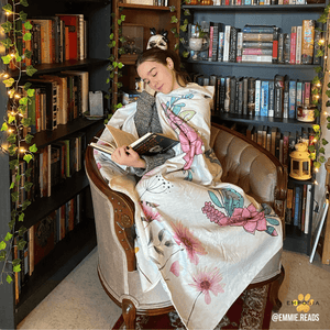 sherpa-blanket-for-jane-austen-lovers