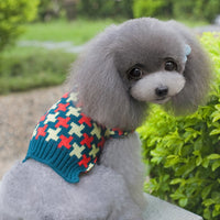 2016 dog clothes winter warm pet dog  sweater pet dog clothes winter warm dog coat roupas para cachorro