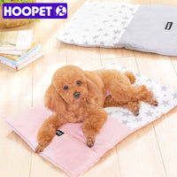 Dog Cat Print Bed Mat