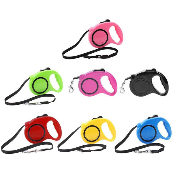 Automatic Retractable Leash for Dogs