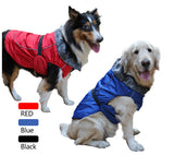Waterproof & Reflective Dog Collar Vest Jacket'
