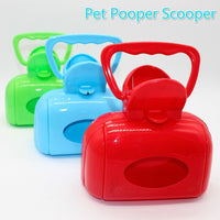Pet Cleaning Pickup Clip Pooper Scooper