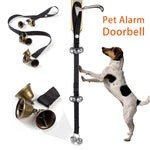 Dog Doorbell Alarm Rope (6 bells)