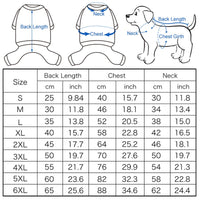 3D Dog Hoodies Sweatshirts