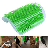 Pet Products Cat Massager Wipes Cute Fiddle Artifact Blue Furniture and Scratchers Play for Cats Brush Comb Corner Scratching Hair Device Massage Apparatus