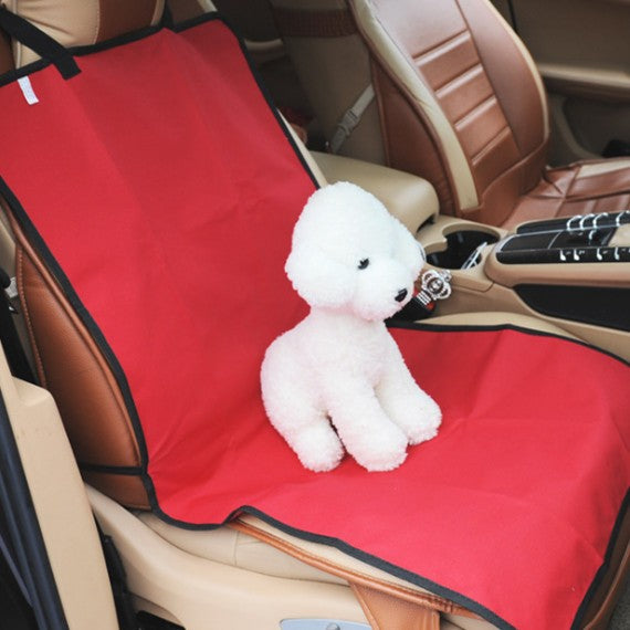 Dog Car Seat Cover Mat (Seat Protector)