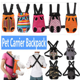 Pet Carrier Backpack Adjustable Travel Bag