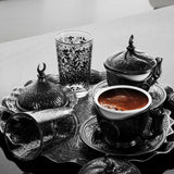 """Jalal"" Coffee Set (For 2)"