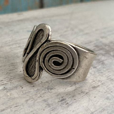 """Paths"" Ring"