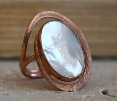 Ihsan Ring (Copper)