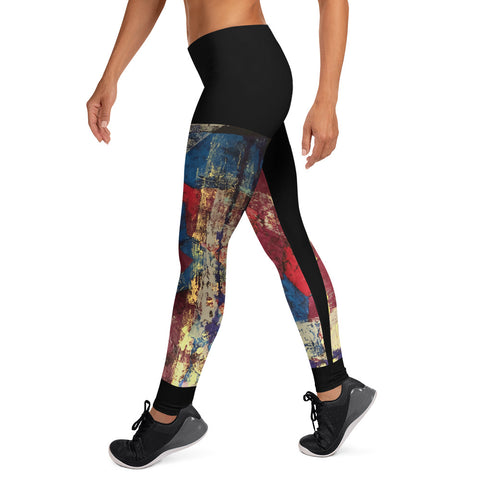 """Serendipity"" Leggings"
