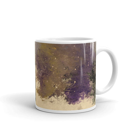 """Love, in the mirror"" Mug"