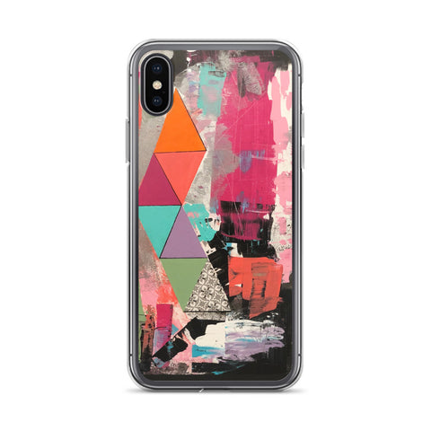 """Spontaneity"" iPhone Case"