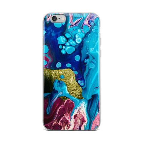 """The Alchemy of Happiness"" iPhone Case"