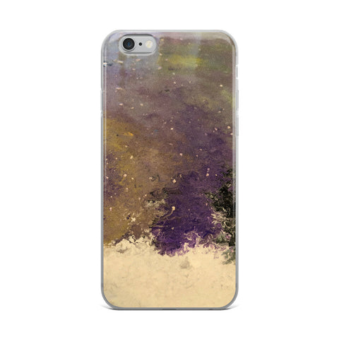 """love, in the mirror"" iPhone Case"