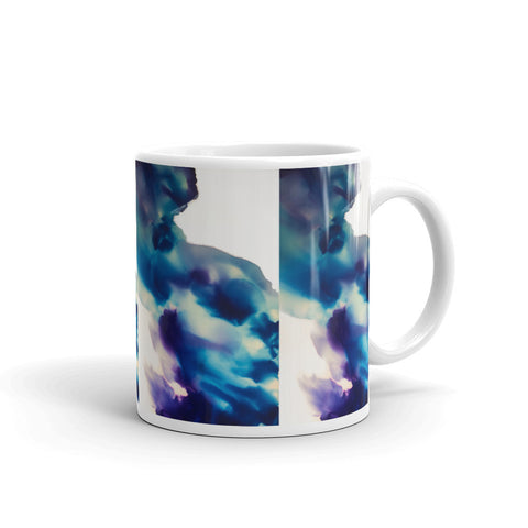 """Drifting on Clouds"" Mug"