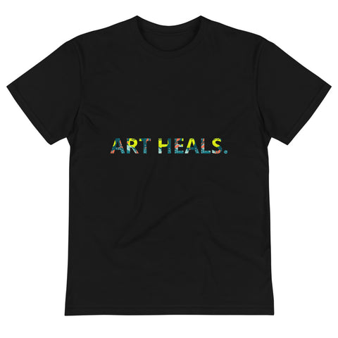 Art Heals (In Color)  T-Shirt